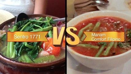 MNL - Sinigang | Food Wars Asia | Food Network Asia
