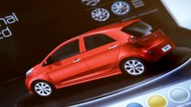 [Kia Picanto] Experience the new Picanto on your iPad