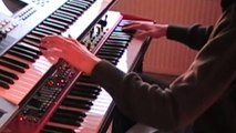 Michael Jackson - Billie Jean - Nord Stage 88 - Piano cover