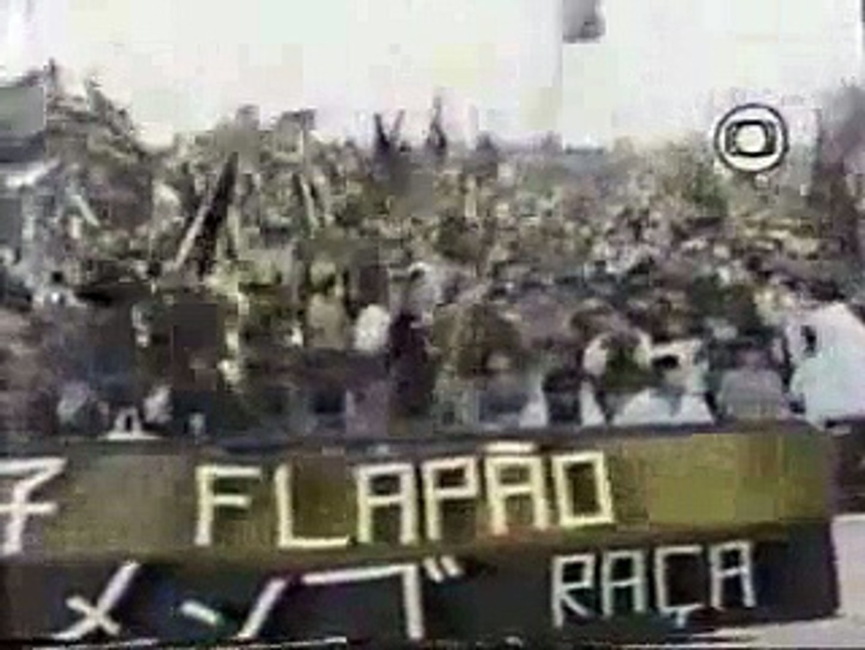 Flamengo Campeão Mundial Interclubes 1981 - Rede Globo