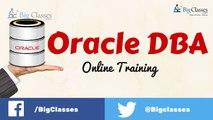 Oracle 11g DBA Online Training | Oracle DBA Video Tutorials