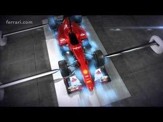 Ferrari: Intervista a Simone Resta in vista del GP Malesia 2015