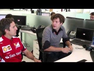 Ferrari: le strategie di Barcellona 2015