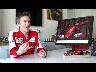 Ferrari: Intervista a James Allison in vista del GP Malesia 2015