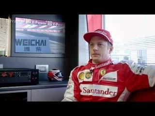 """Kimi Raikkonen: """"A Montreal velocità e precisione"""""""