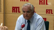 """Crise en Grèce : """"Je n'accepte pas la déconstruction de l'Europe"""", clame Jean-Pierre Raffarin"""
