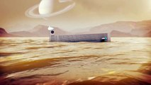 Submarine Explores Saturn's Moon Titan In NASA Animation