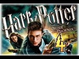 Harry Potter and the Order of the Phoenix Walkthrough Part 4 (PS3, X360, Wii, PS2, PC)