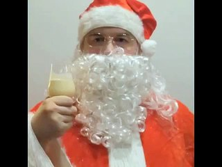 Stay Sober Santa - You've picked a Snowball
