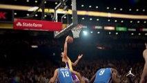 NBA 2K15 PS4 1080p HD Los Angeles Lakers-Oklahoma City Thunder Mejores jugadas