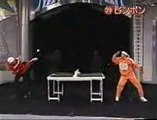 Matrix Ping Pong..