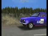 Rbr escort mk1 rally drift