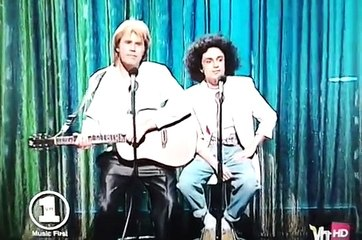 Will Ferrell-air supply skit