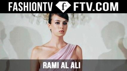 Rami Al Ali Presentation | Paris Haute Couture Fall/Winter 2015/16 | FashionTV