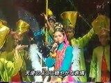 Siti Nurhaliza -[Balqis] on Japanese music TV program - Asia music festival 2001 Pt 3/3