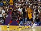 Lakers dinasty 2000,2001,2002,nba champions