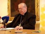 Bischof Ludwig Schwarz über das Treffen mit Papst Benedikt XVI. in Rom
