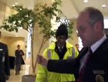 Rising Tide greenwash guerillas enter Shell HQ London