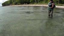 Pêche Truite de mer Danemark - Fishing Sea-trout in Denmark