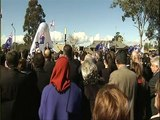 SBS coverage of unveiling the Assyrian Genocide Monument in Sydney on 7th Aug 2010