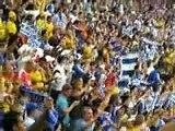Greece vs Sweden euro 2008 hellas greek anthem