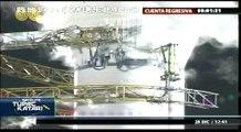 BOLIVIA LANZA SU PRIMER SATÉLITE DE TELECOMUNICACIONES AL ESPACIO