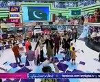 Junaid Jamshed Singing DIL DIL PAKISTAN In Jeeto Pakistani