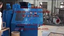 Mini compact cable recycling machine/Кабель ресайклер/máquina de reciclaje de cable