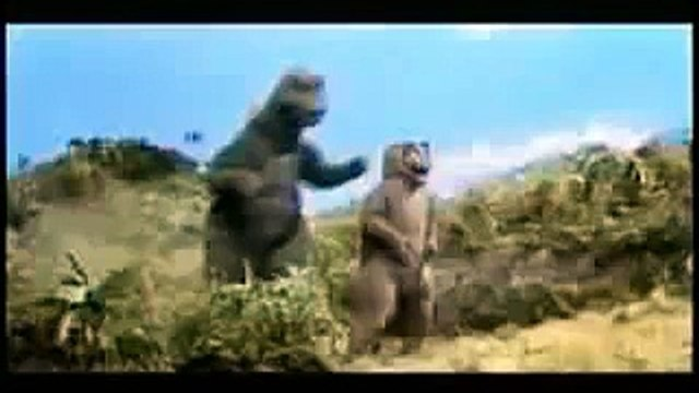 Funny Godzilla Good Father PSA Commercial