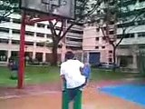 """KUNG FU DUNK """"FOOL DUNKING"""" style"""