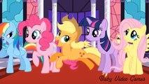 Finger Family Songs My Little Pony Cartoon | MLP Children English Nursery Rhymes | Fan Mad