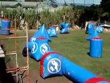 PAINTBALL GAUTEMALA -- PerCast vs Rangers --Campo gotcha paintball guatemala