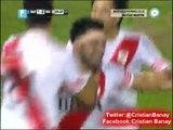Atletico de Rafaela 1 River 2 (Relato Costa Febre) Torneo Primera Division 2014 Los goles