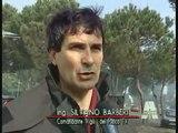 TG - INCENDIO DE LONGHI ( il giorno dopo 19 aprile 2007)