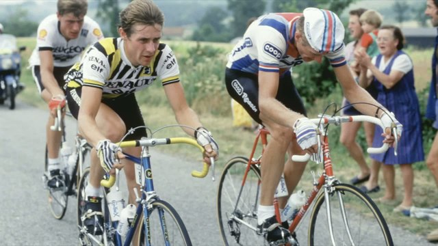 Cyclisme - Tour de France - C'est mon Tour : 1984, Menthéour s'impose à Rodez