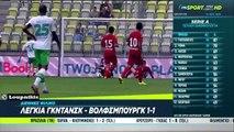 Lechia Gdańsk vs VfL Wolfsburg 1-1 All Goals and Highlights - Friendly Match {12/7/2015}