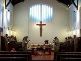 Primeras vísperas de la natividad del Señor - Monasterio Santa María de los Toldos - 2009.MOV