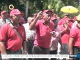 Transportistas zulianos protestaron ante falta de repuestos