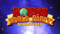 Worms World Party Remastered Trailer