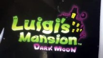 Luigis mansion dark moon Luigi's voices