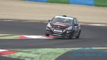 Rencontres Peugeot Sport   Magny-Cours 2015 [HD]