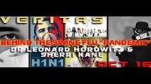 The Veritas Show with Mel Fabregas: Dr. Leonard Horowitz and Sherri Kane - Swine Flu