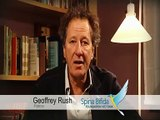 Spina Bifida Foundation Victoria Community Service Announcement - Geoffrey Rush