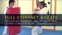 Kyokushin Karate Moves: Kenji Yamaki Full-Contact Karate 2-DVD Set Preview!