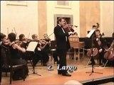 Antonio Vivaldi - Concerto in A minor from L'estro armonico  No.  6 op.  3