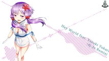 Hey World feat. Yuzuki Yukari - Drum & Bass [ dj-Jo Remix ]