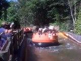 walibi attraction bouée Radja river