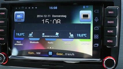 Skoda /& VW DENSION GATEWAY Lite 3 BT GBL3VW1 for Seat iPhone + iPod + USB + Bluetooth quadlock 12pin