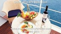 M/V Santa Cruz - Mondo Galapagos Islands Cruise
