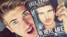 YouTuber Joey Graceffa Dishes On Coming Out & His New Book